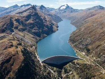 Električna energija iz švajcarskih planina; ABB-ovi integrisani sistemi proizvode električnu energiju u hidroelektranama na Hinterhajnu
