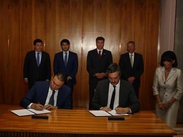 Institucionalni okvir za bolju saradnju Srbije i Kazahstana