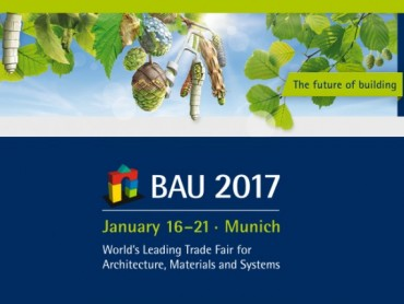 Prezentacija sajma BAU 2017 - Vodeći sajam za arhitekturu, materijale i sisteme za poslovnu, stambenu gradnju i enterijer