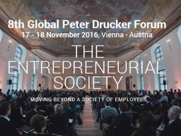 """Menadžerska konferencija """"8. Global Peter Drucker Forum"""""""