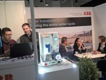 ABB na Sajmu voda 2016  - Inovativna rešenja za industriju voda