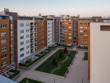 Početak izgradnje nove biznis zone na Novom Beogradu