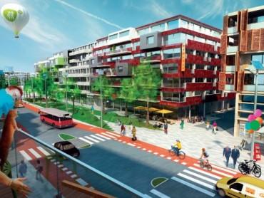 Mesto u kojem je život udoban - U Beču na 240 hektara niče pametni grad Aspern
