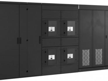 Rešenje koje je potpuno spremno za trenutnu ugradnju, sa integrisanim rezervnim napajanjem i distribucijom električne energije