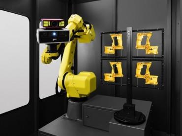 NOVOSTI IZ TOPOMATIKE: GOM je predstavio novi 3D skener ATOS CAPSULE