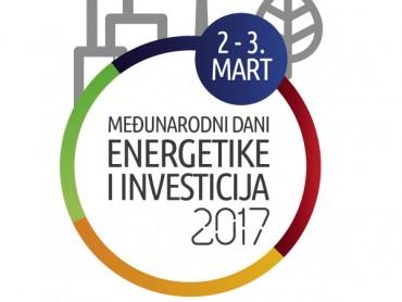 Međunarodni dani energetike i investicija 2. i 3. marta u Novom Sadu