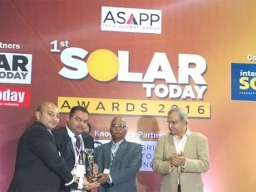 Najbolji isporučilac solarnih invertora za 2016. godinu