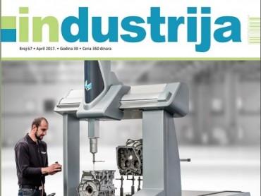 NOVI BROJ :: Časopis Industrija Br. 67