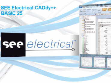 SEE Electrical CADdy++  profesionalni alat za elektrotehničko projektovanje od elektro  instalacija do automatike, energetike...