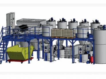 Galvanotehnika – Primena modularnih tehnologija