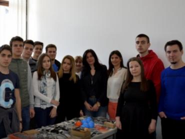 Srpski tim na Olimpijadi robotike u Vašingtonu!