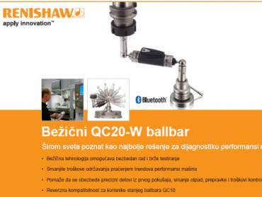 Najnovije tehnološke inovacije iz Renishaw-a