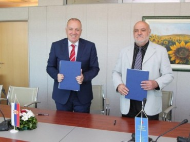 PKV i FTN potpisali sporazum o poslovno-tehničkoj saradnji
