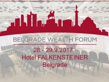 Drugi Belgrade Wealth forum održaće se krajem septembra u hotelu Falkenstainer