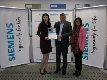 Proglašen lokalni pobednik Siemens-ovog takmičenja za novinare - Siemens CEE Press Award 2017