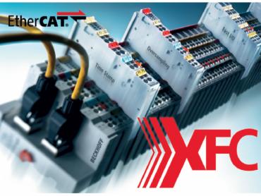 Beckhoff XFC – ekstremno brza tehnologija za automatizaciju