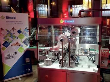 """Rešenje za serijalizaciju u farmaceutskoj industriji kompanije ELMED d.o.o. na Movilitas Track & Trace"""" konferenciji u Frankfurtu"""
