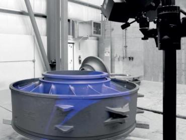 Američka livnica Bradken uvodi GOM optičku mernu tehniku