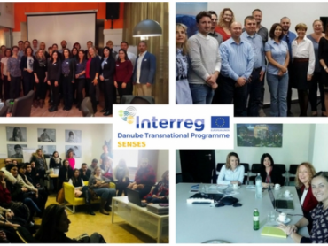 Intenzivne aktivnosti u projektu SENSES u Dunavskom regionu
