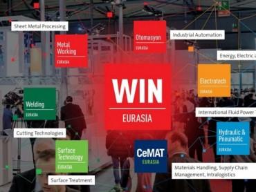 WIN EURASIA 2018 od 15. do 18. marta u Istanbulu (Turska)