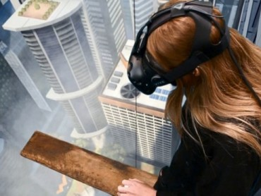 Virtuelnom stvarnošću protiv strahova