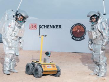 """DB Schenker i austrijski Svemirski forum lansirali """"AMADEE-18"""" simulaciju Marsa"""