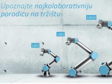 Kolaborativni roboti otvaraju nove mogućnosti za mala i srednja preduzeća
