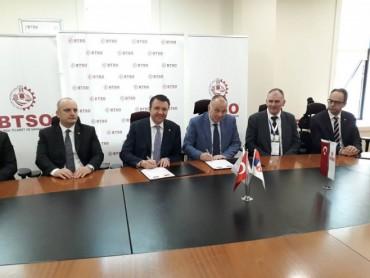 Ozvaničena saradnja između Privredne komore Vojvodine i Privredne komore Burse u Turskoj