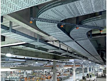 OBO uvodi revoluciju u modernim nosačima kablova - sa novim KTS Magic proizvodima