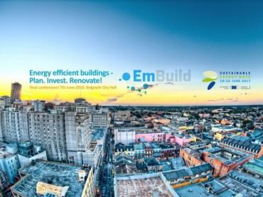 """""""Energetski efikasne zgrade – Planirajte. Investirajte. Renovirajte!"""""""