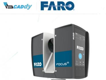 IB-CADDY vas poziva na besplatni seminar - FARO 3D skeneri i programska oprema