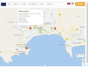 ICCE WAC - Web Access and Control - Nadzor i kontrola distribuiranih sistema vodosnabdevanja