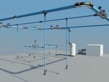 Parker Transair sa podrškom digitalnog modeliranja građevine (BIM)
