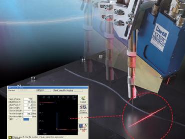 Laser Tracking Sensor FD-QT