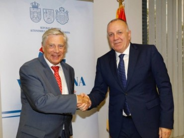 Ozvaničena saradnja privrednih komora Vojvodine i Valonije