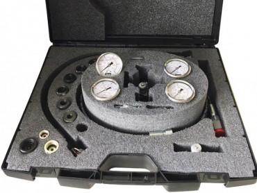 Uređaj za punjenje Parker SC-VGU za održavanje hidrauličnih akumulatora