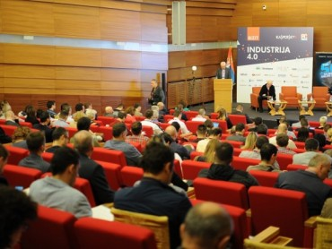 "Otvorena peta po redu regionalna konferencija BIZIT ""Industrija 4.0"""