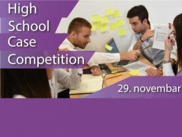Takmičenje u rešavanju poslovne studije slučaja High School Case Competition