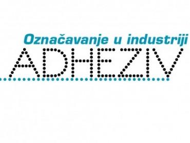 Adheziv - Označavanje u industriji