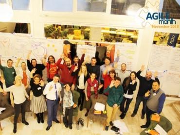 Beograd bio domaćin evropskim agilnim profesionalcima - Agile Month - šest kurseva i polaznici iz osam različitih zemalja