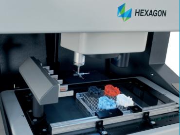 Hexagon Manufacturing Intelligence lansira benchtop multisenzorsku koordinatnu mernu mašinu