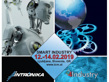 IFAM, INTRONIKA, ROBOTICS & ICT4Industri 2019