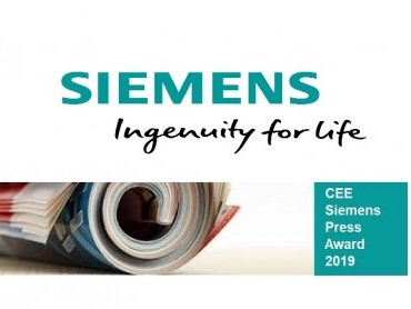 Otvorene prijave za Siemens CEE Press Award 2019