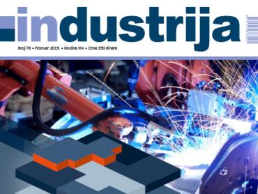 Uskoro novi broj časopisa Industrija
