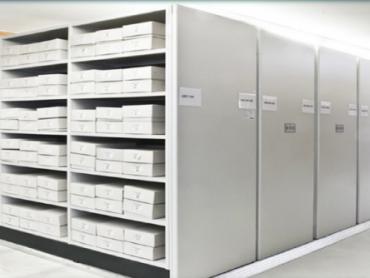 Arhiva W - Skladištenje poslovne dokumentacije