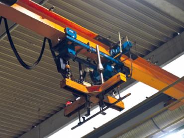 Tecon sistem –  automatski kranovi za svaku proizvodnju