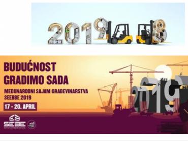 Međunarodni sajam građevinarstva SEEBBE 2019
