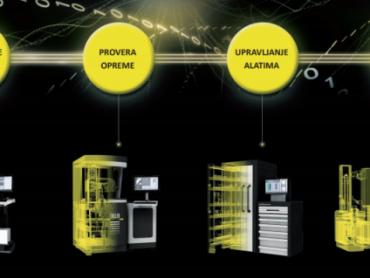 ZOLLER predstavlja najnovije uređaje za merenje i testiranje, kao i softverska rešenja