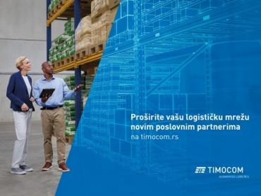 TIMOCOM predstavlja sveobuhvatan sistem novih pametnih aplikacija za logistiku