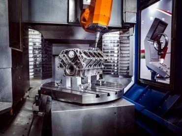 Mehanička optimizacija mašina i opreme u metalnoj industriji
